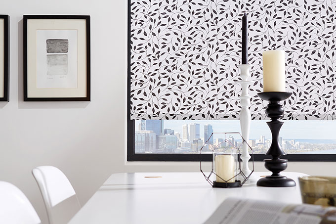 Chatsworth Cameo roller blinds